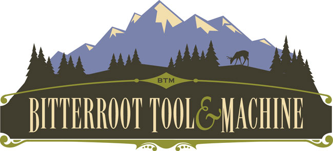 Bitterroot Tool Logo the grain mill maker