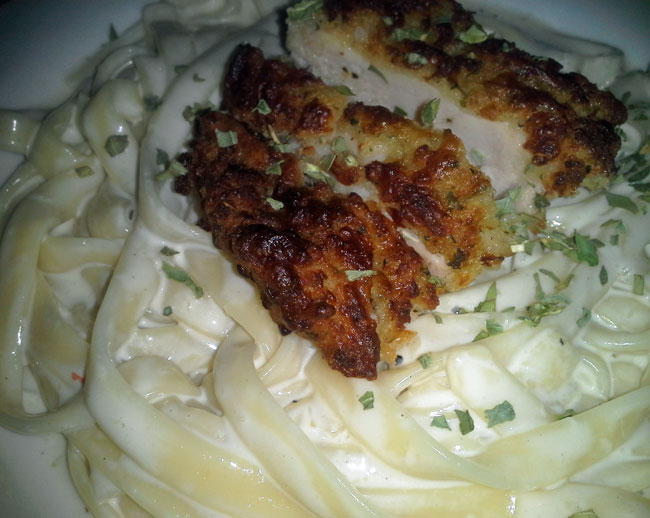 Home recipes chicken fettuccine alfredo